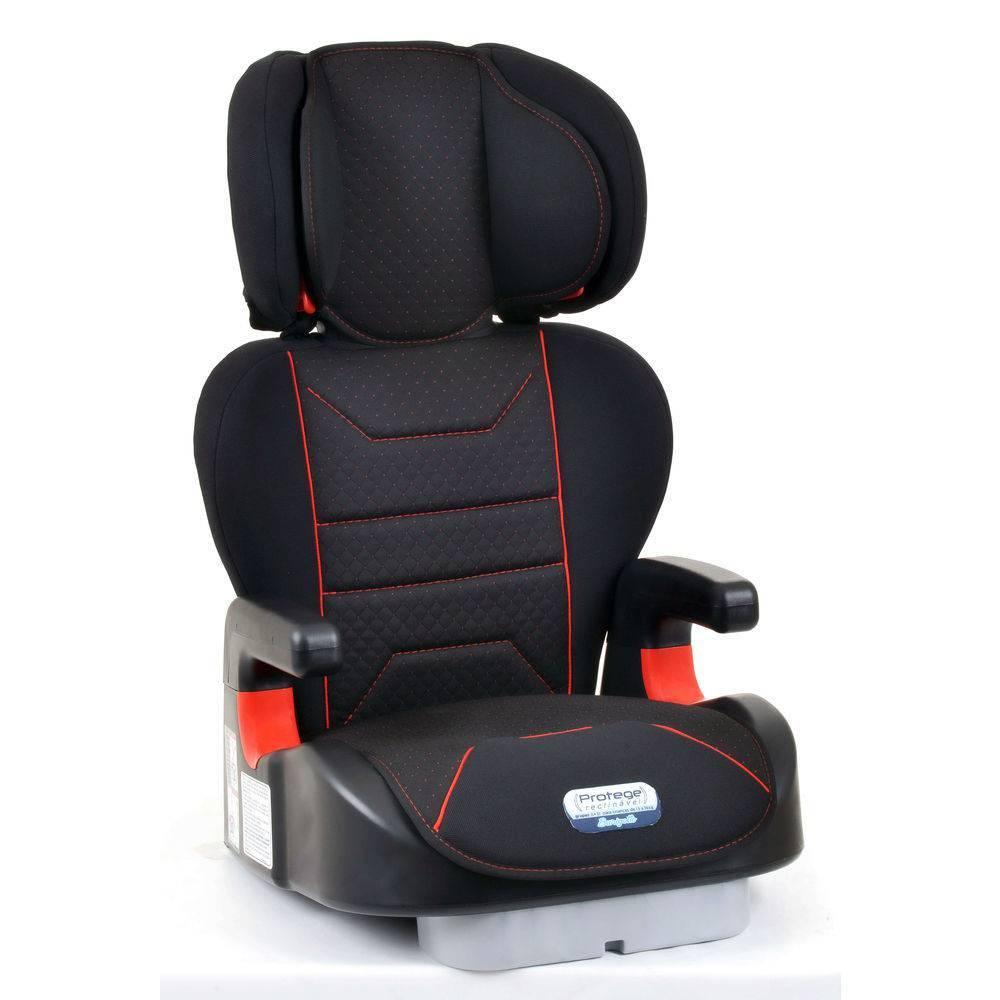 Cadeira para Auto Protege - Dot Vermelho - Burigotto
