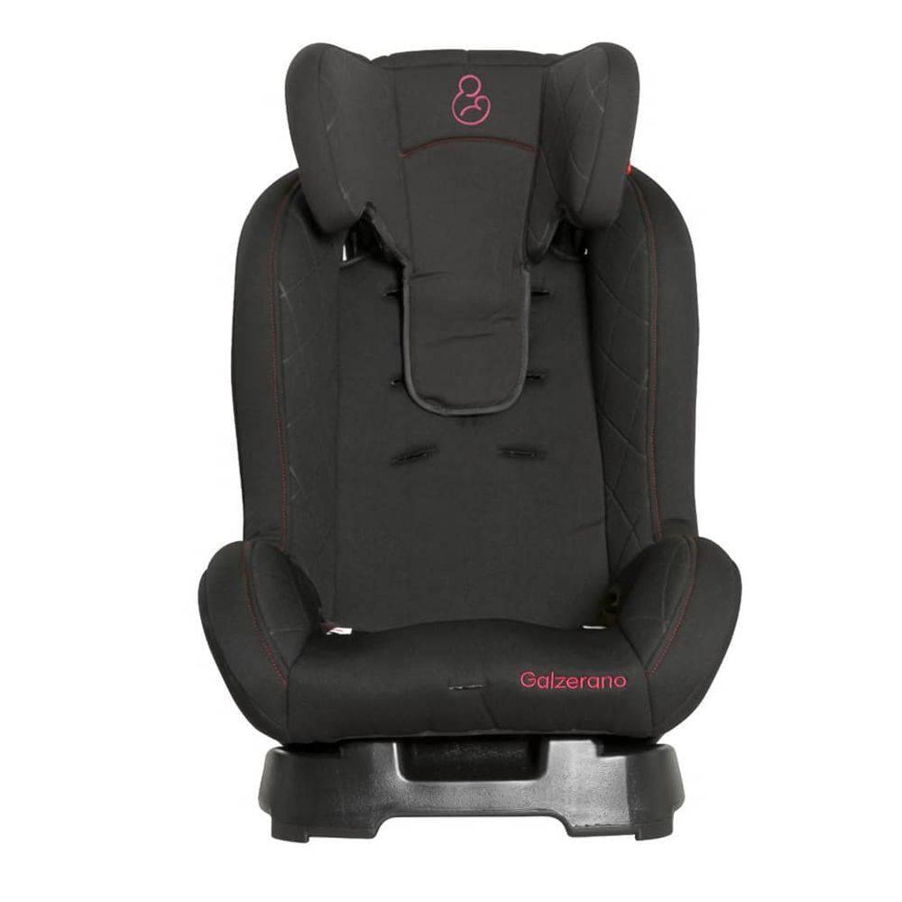 Cadeira para Auto Sirius de 0 a 25Kg Preto - Galzerano
