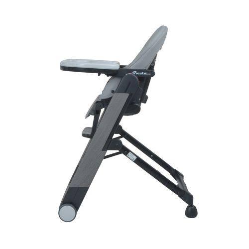Cadeira Para Refeição Siesta Ambiance Grey - Peg-perego