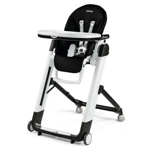 Cadeira Para Refeição Siesta Preto - Peg-perego