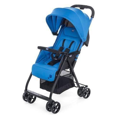 Carrinho com Bebê Ohlala Power Blue (Azul) - Chicco