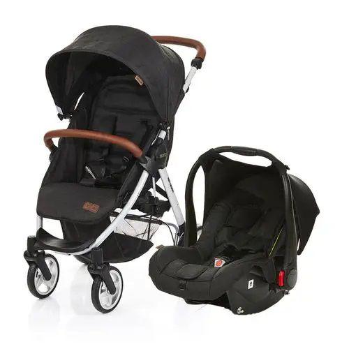 Carrinho De Bebê Avito Piano com Bebê Conforto - Abc Design