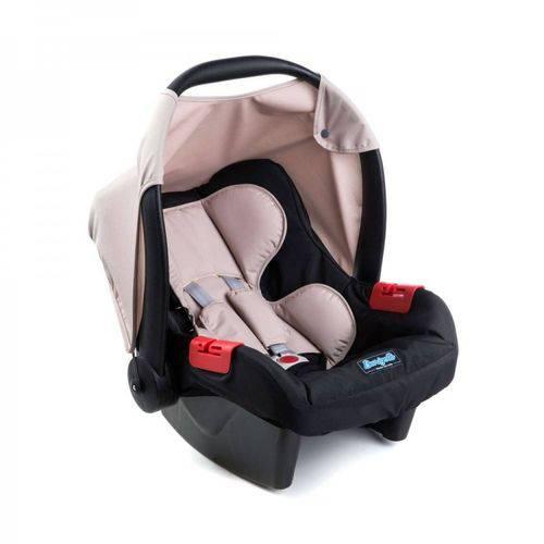 Carrinho de Bebe Ecco com Bebe Conforto + Base e Ninho Pramette Cappuccino - Burigotto