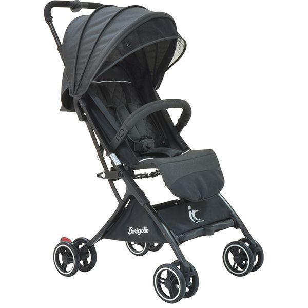 Carrinho de Bebê It Black - Burigotto