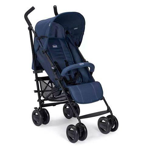 Carrinho de Bebê London Up Azul - Chicco