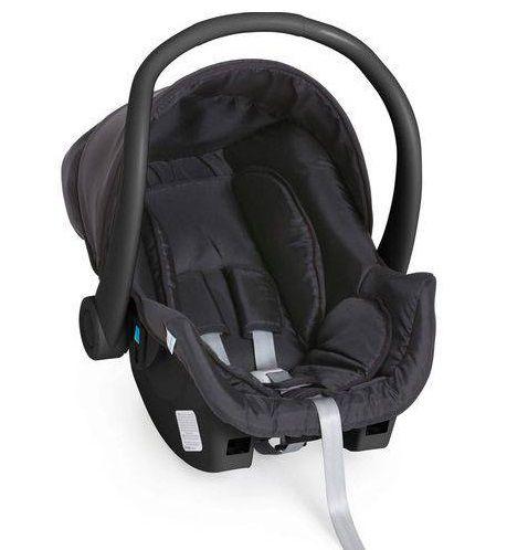 Carrinho de Bebê Moisés Gero Preto com Bebê Conforto - Galzerano