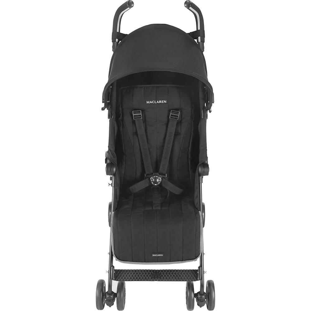 Carrinho de Bebê Passeio Maclaren Quest Preto 4 posições - Maclaren