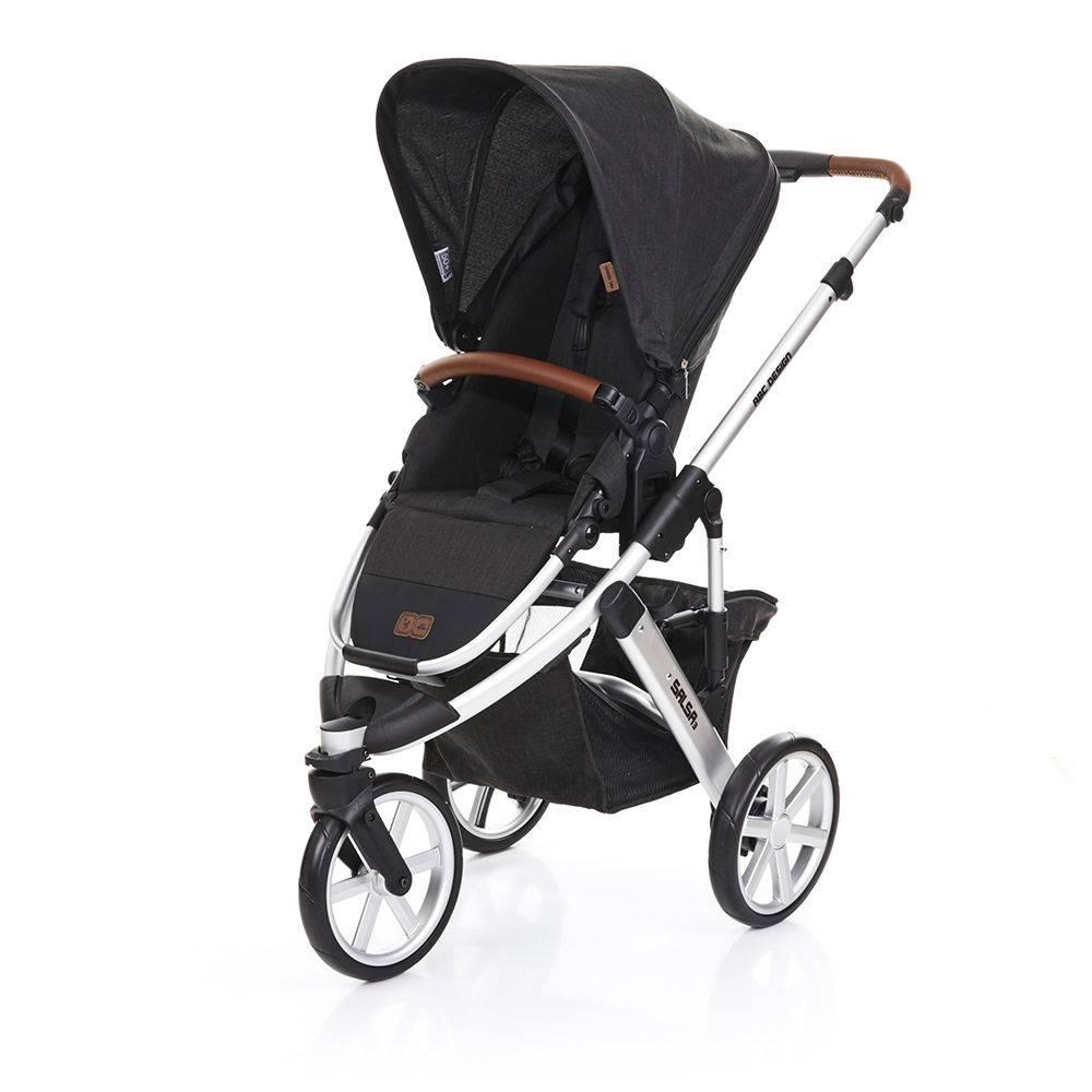 Carrinho de Bebê Salsa 3 Rodas Piano - ABC Design