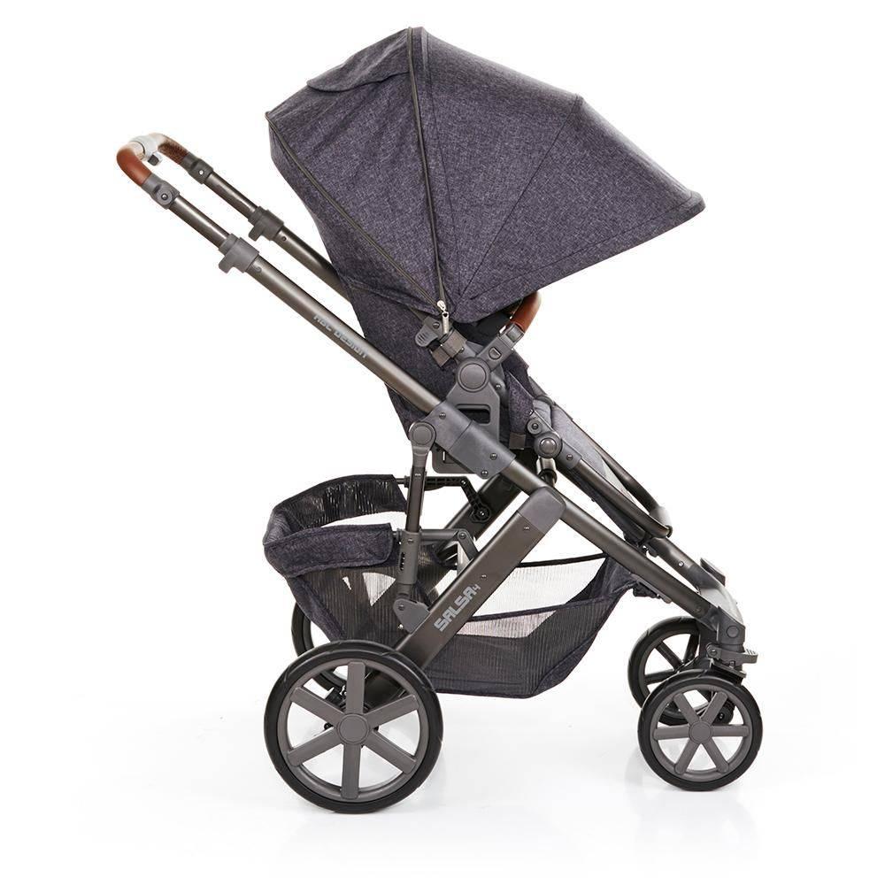 Carrinho de Bebê Salsa 4 Rodas + Bebê Conforto Style Street - ABC Design