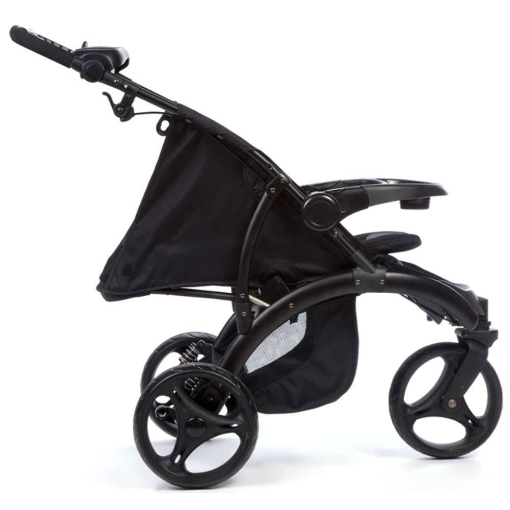 Carrinho de Passeio 3 Rodas Off Road Travel System + Bebê Conforto Cherry - Infanti