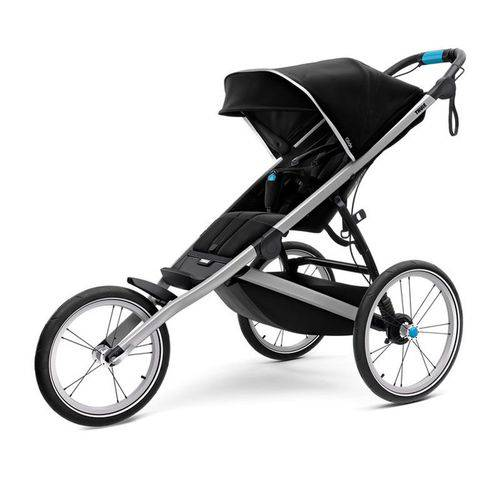 Carrinho Para Bebê Thule Glide 2 Jet Black - Thule
