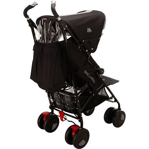 Carrinho Passeio de Bebê Techno Xt Black Black/Techno - Maclaren