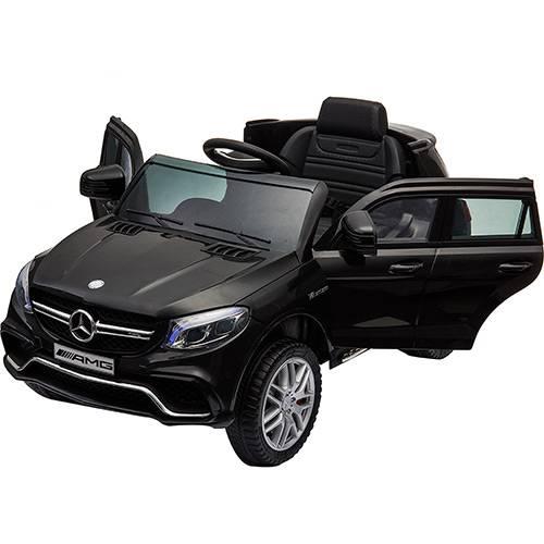 Carro Elétrico 12v Mercedes GLA Preto - Xalingo