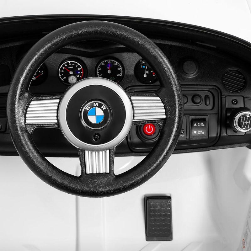 Carro Elétrico BMW Z8 12v Branco - Belfix