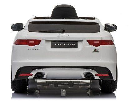 Carro Elétrico Jaguar F-Pace 12v Branco - Belfix