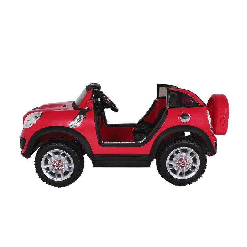 Carro Elétrico Mini Beachcomber 2 Lugares Vermelho - Belfix