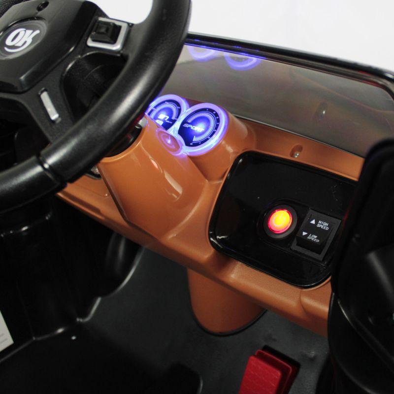 Carro Elétrico Pickup Off Road V8 - 12V com R/C - Belfix