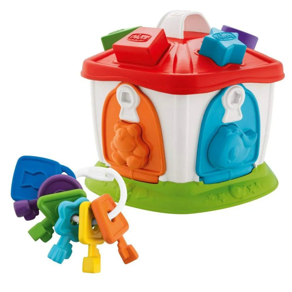 CASA DOS ANIMAIS SMART2PLAY - CHICCO