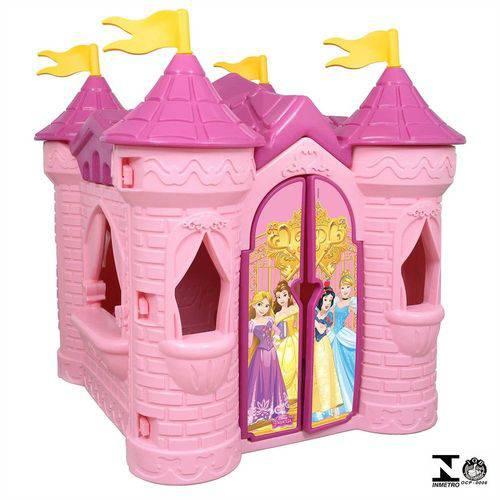 Casinha Infantil Castelo Das Princesas Disney - Xalingo