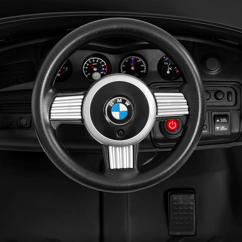 Carro Elétrico BMW Z8 12v Preto - Belfix