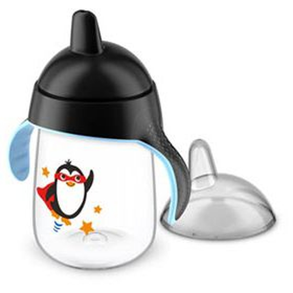 COPO PINGUIM 200 ML PRETO - AVENT