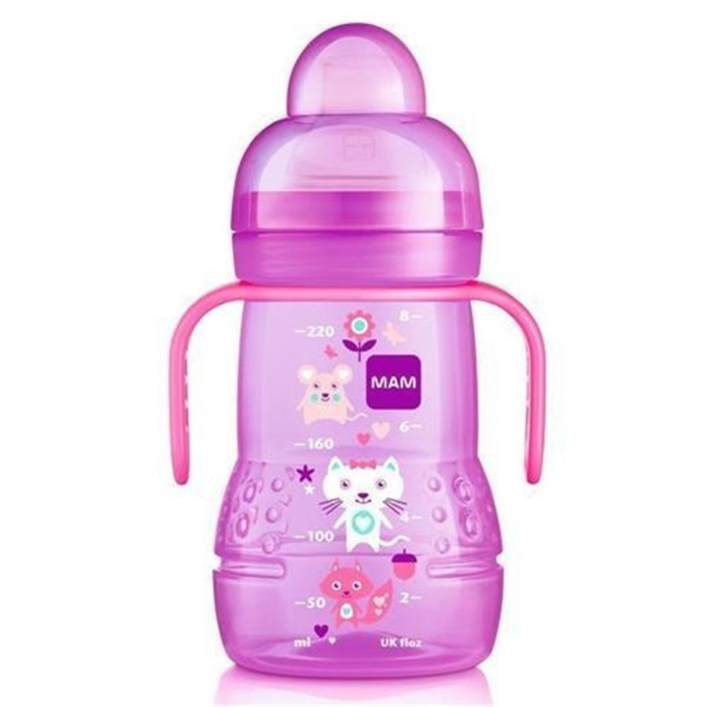 COPO TRAINER - 220ML GIRLS - MAM