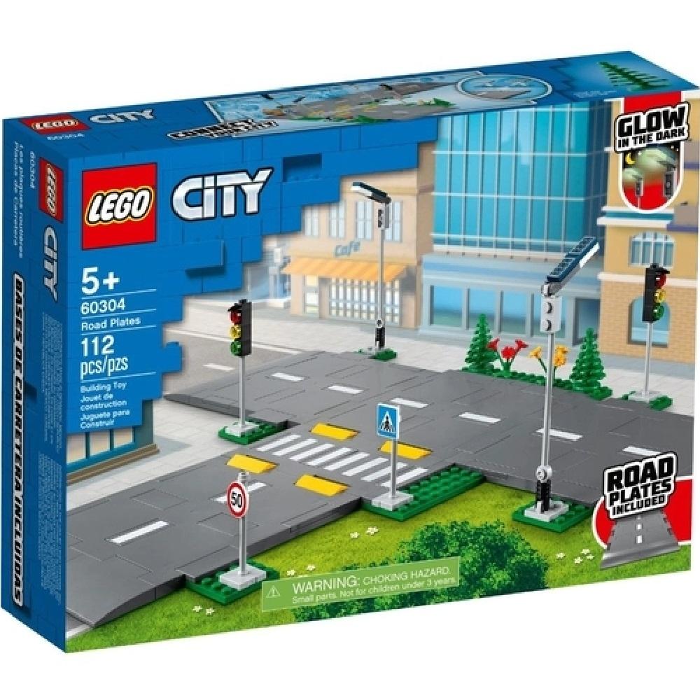 CRUZAMENTO DE AVENIDAS - LEGO