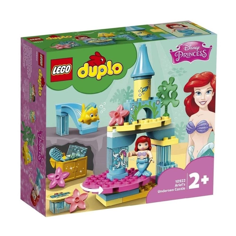 LEGO DUPLO O CASTELO DO FUNDO DO MAR DA ARIEL (10922) - LEGO