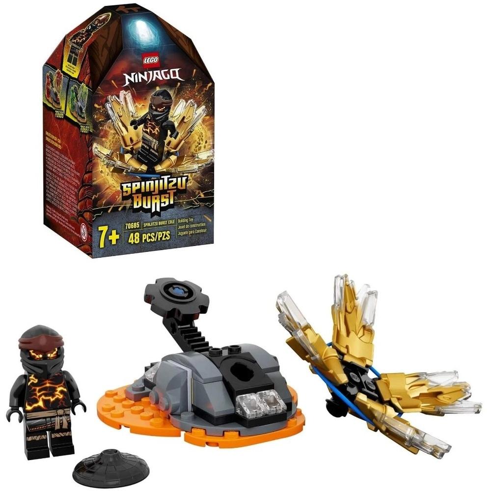 LEGO NINJAGO RAJADA DE SPINJITZU (70685) - LEGO