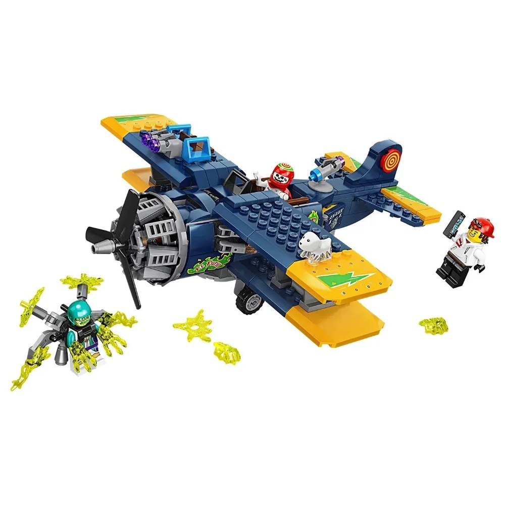 LEGO O AVIAO DE ACROBACIAS DE EL FUEGO (70429) - LEGO