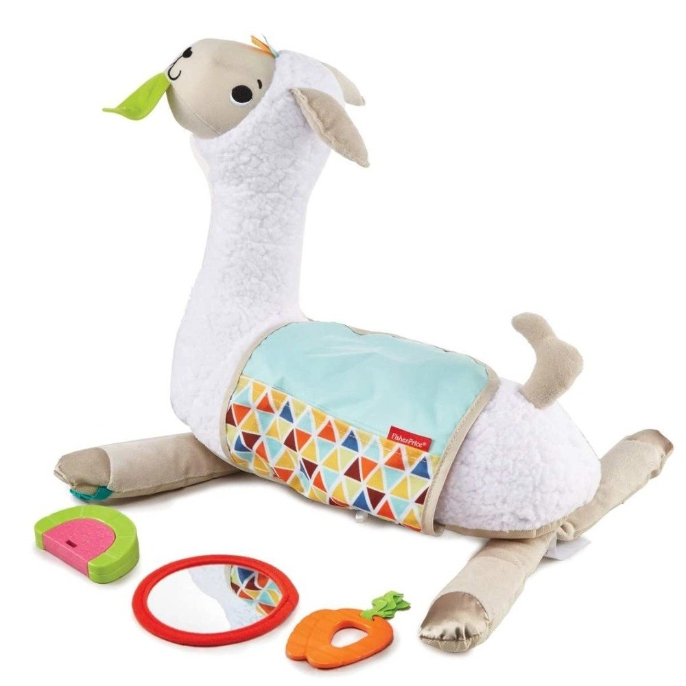 LHAMA AMIGAVEL (GHJ03) - FISHER PRICE