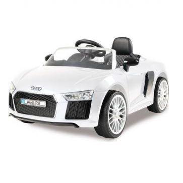 Mini Carro Elétrico Audi R8 6v Branco - Xalingo