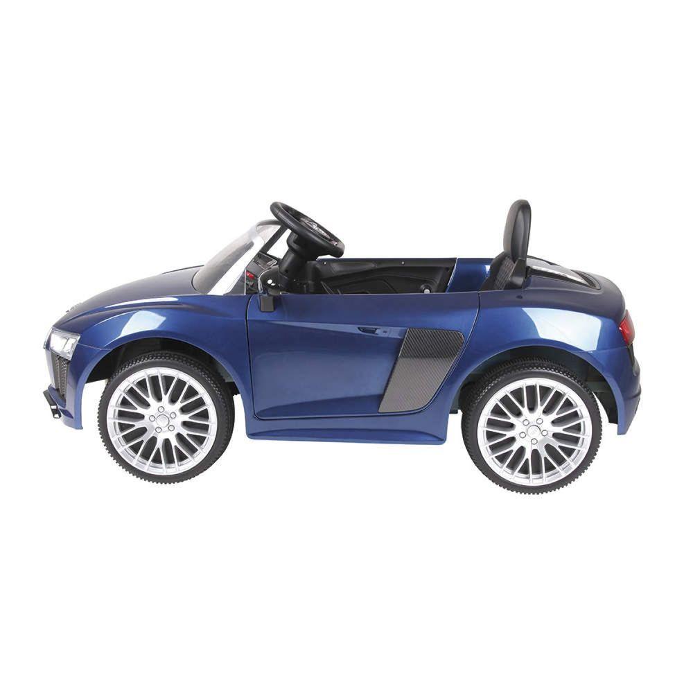 Mini Carro Elétrico Audi R8 6v Azul - Xalingo
