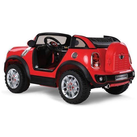 Mini Veículo 2 Lugares Beach Comber 12V Vermelho - Belfix