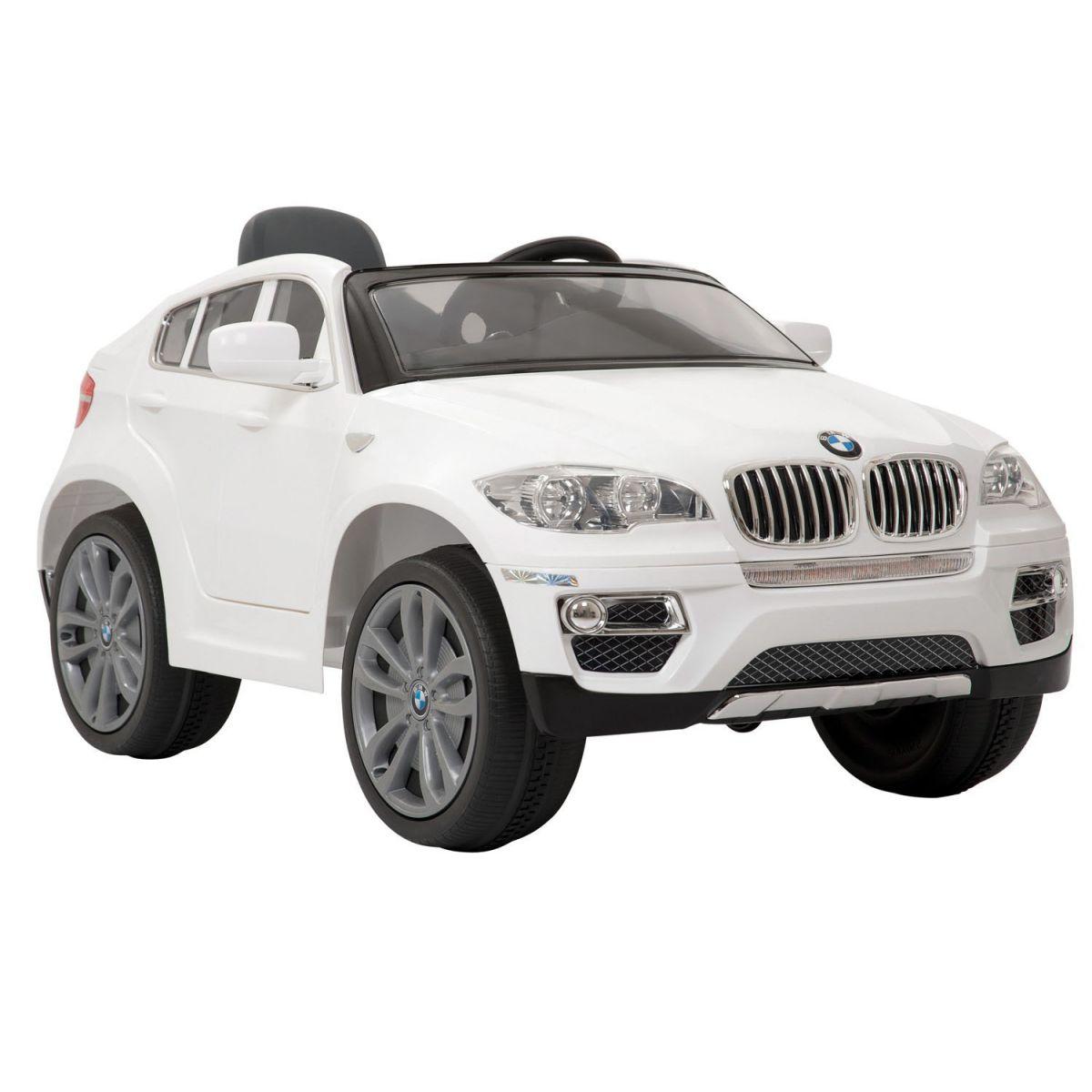 Mini Veículo Elétrico BMW X6 (BRANCA) R/C EL 6V - Bandeirante