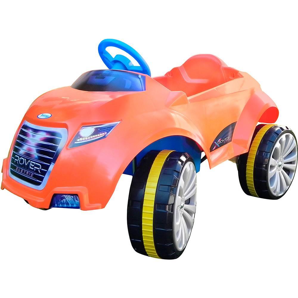 Mini Veículo Infantil Carro Elétrico Xrover Vermelho - Xalingo