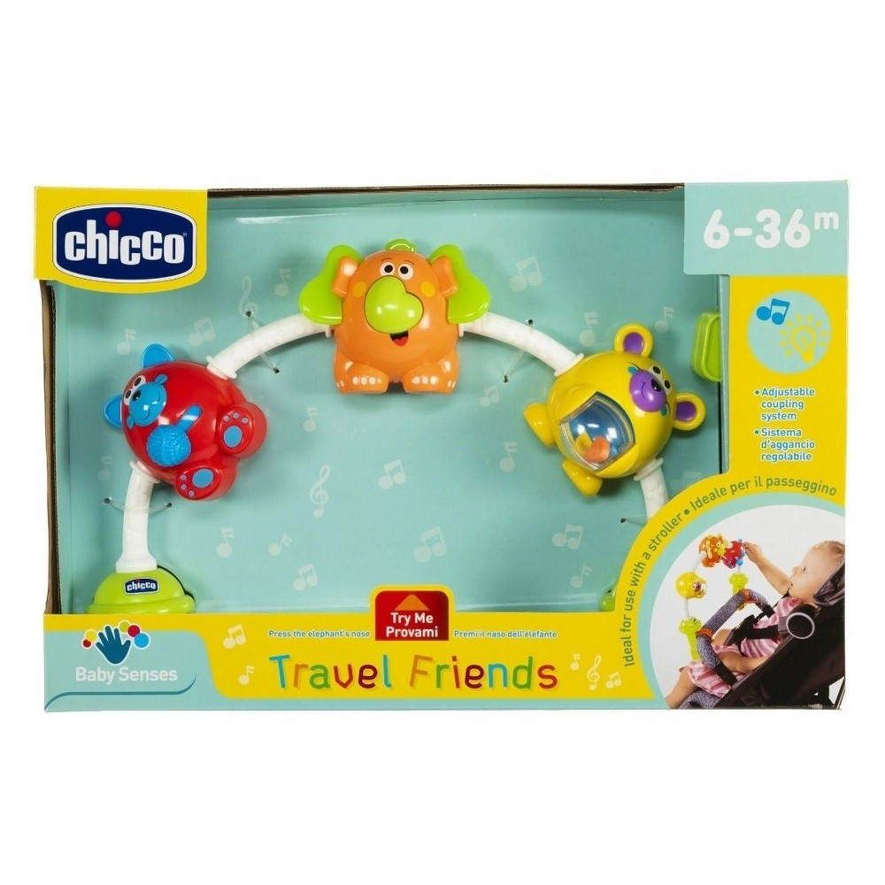 MOBILE TRAVEL FRIENDS - CHICCO