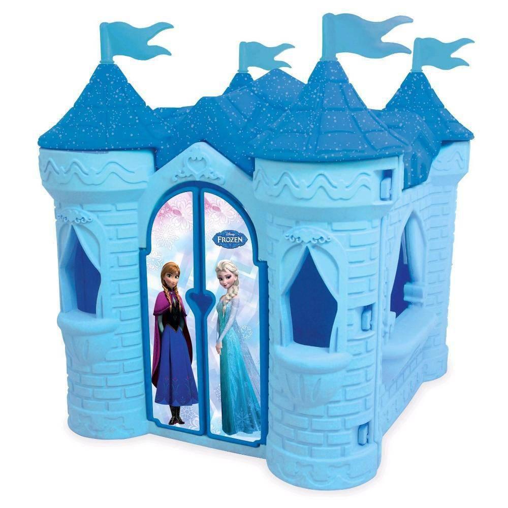 Playground Castelo Frozen Disney - Xalingo