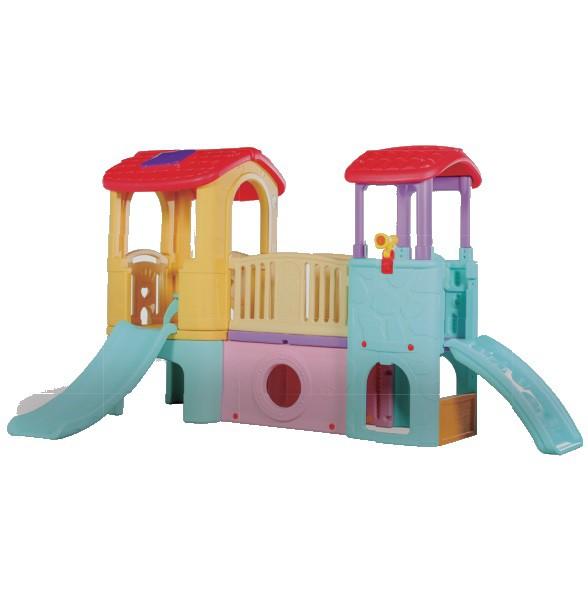 PLAYGROUND INFANTIL MULTIATIVIDADES - IMPORTWAY