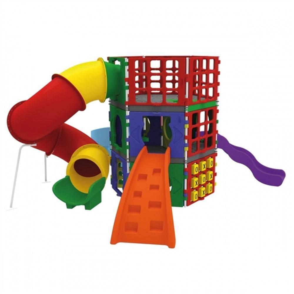 Playground Poly Play Atlas - Xalingo