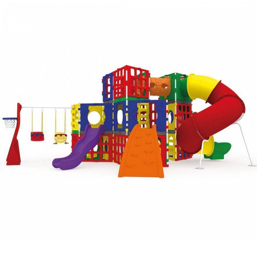 Playground Poly Play Colossos - Xalingo