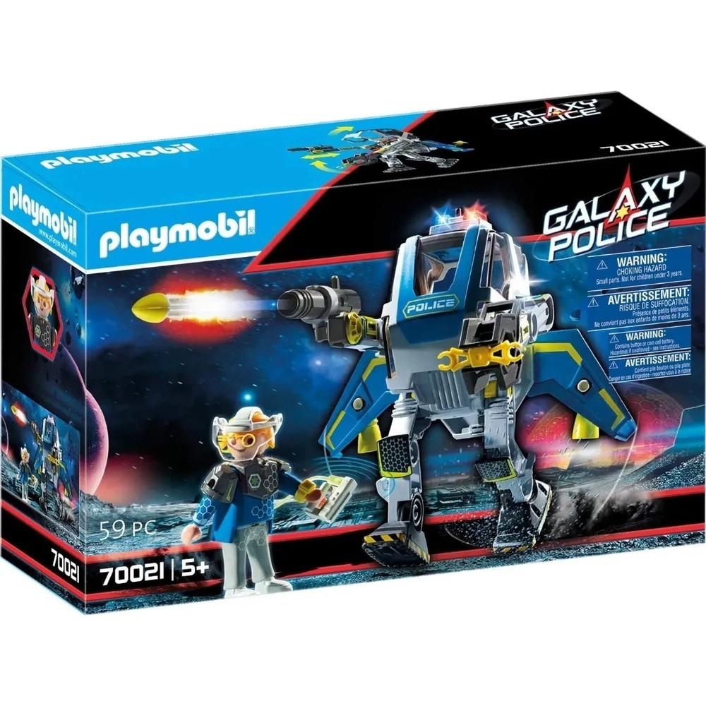 PLAYMOBIL GALAXY POLICE ROBO DA POLICIA GALACTICA - SUNNY