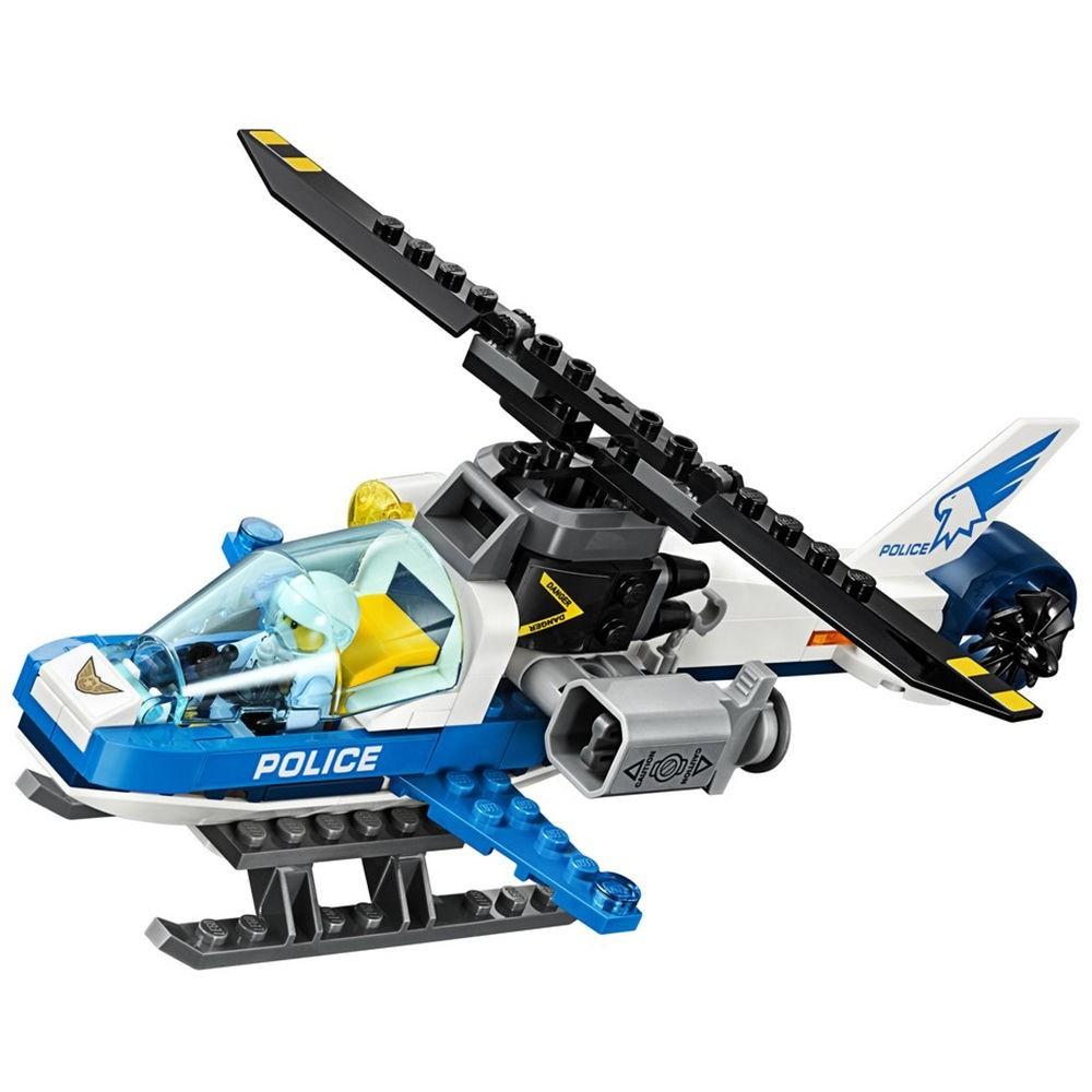 POLICIA AEREA - PERSEGUIÇAO DE DRONE (60207) - LEGO