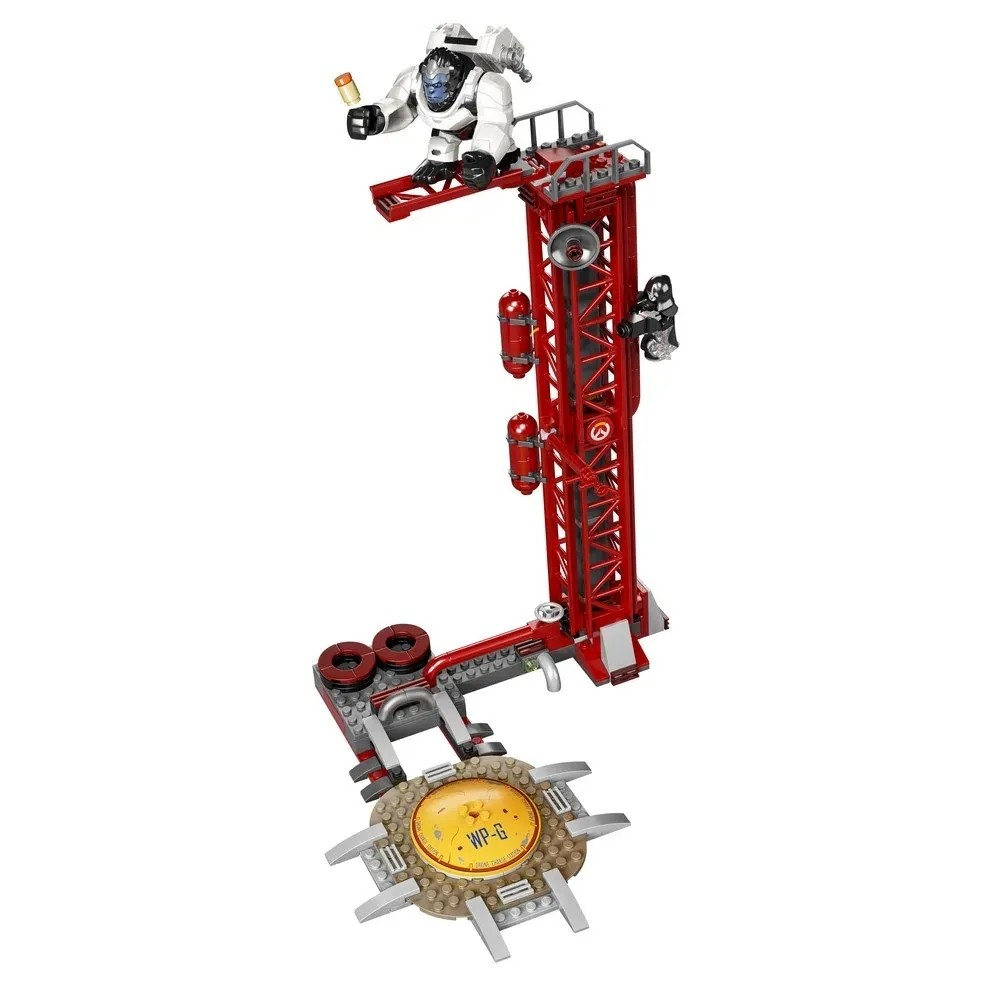 PONTO DE VIGIA GIBRALTAR OVERWATCH (75975) - LEGO