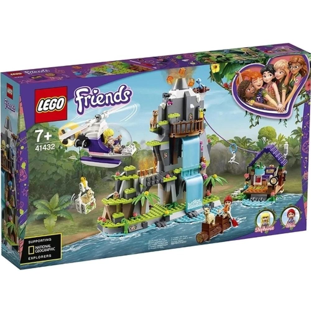 RESGATE DE ALPAÇA NA SELVA DA MONTANHA - LEGO