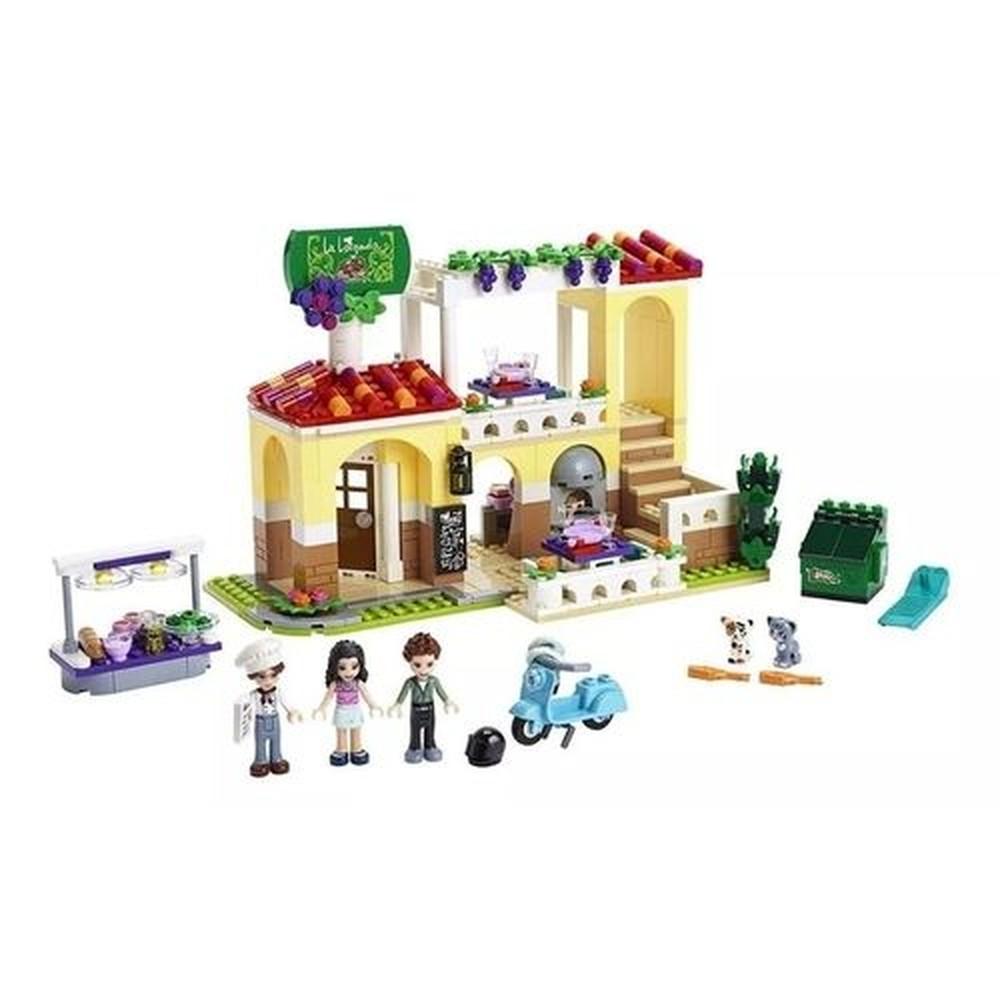RESTAURANTE DE HEARTLAKE CITY (41379) - LEGO