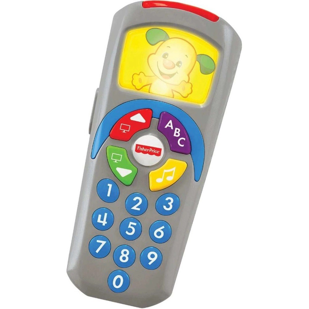 SORT CONTROLE REMOTO (DLH40) - FISHER PRICE