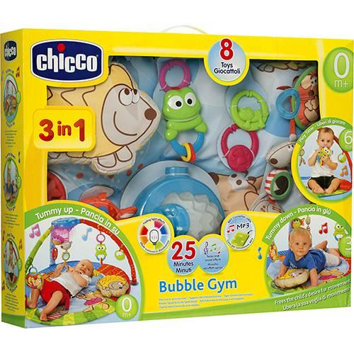 Tapete de atividades Infantil Bublle Gym Pad - Chicco