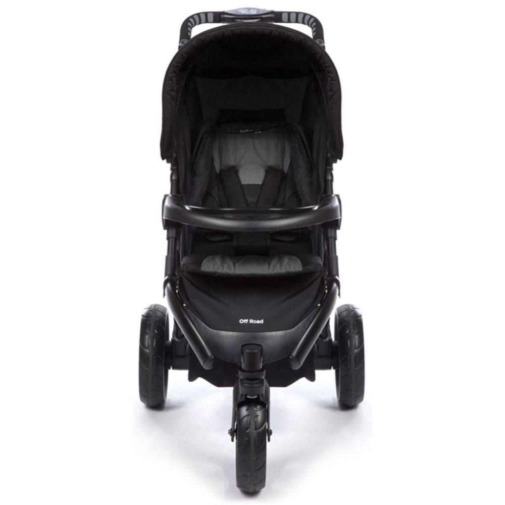 Travel System 3 Rodas Off Road com Bebê Conforto Onyx - Infanti