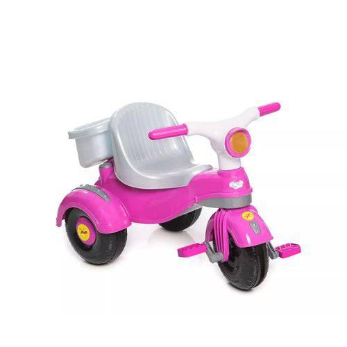Triciclo Velocita Classic Rosa 994 - Calesita